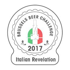 Italian Reveletion al Brussels Beer Challenge 2017